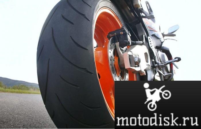 Важность регулярной проверки шин мотоцикла