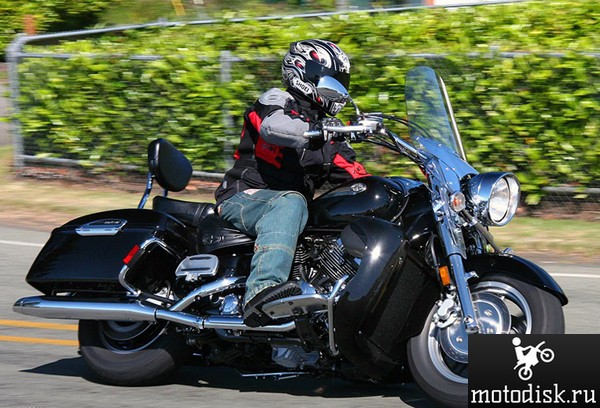Выбираем правильные шины для мотоцикла